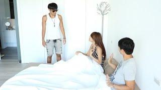 黑男壽司星座劇場 - 12星座女生出軌被捉姦在床反應