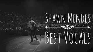 SHAWN MENDES BEST LIVE VOCALS