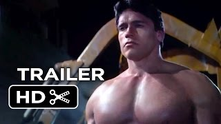 Terminator: Genisys TRAILER 1 (2015) - Arnold Schwarzenegger Action Movie HD