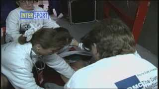 Nancy Kerrigan Attack - Raw Footage and Interviews - January 6, 1994
