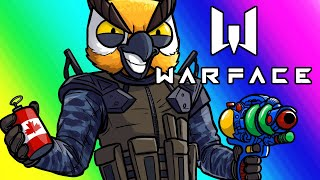 Warface Funny Moments - Pro Squirters and Canadian Grenades!