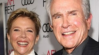 Strange Things About Annette Bening And Warren Beatty
