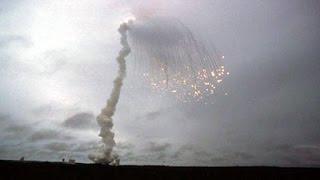 Ariane 5 rocket launch explosion