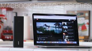 2016 Macbook Pro Must Have Type C Accessories