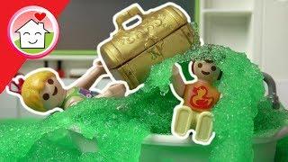 Playmobil Film deutsch - Die Schatzsuche - Kinderserie mit Familie Hauser - Family Stories