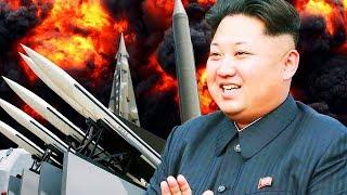 Das passiert, wenn Kim Jong Un eine Atombombe zündet!