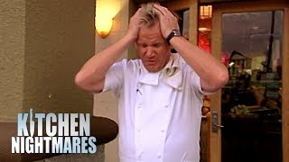 CHEF WALKS OUT During Re-Opening   Kitchen Nightmares