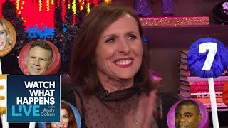 Molly Shannon's Sweet Comments For Past Co-Stars   WWHL