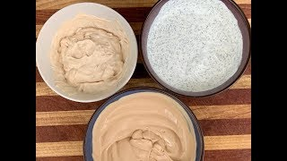 3 Easy Chip Dips - You Suck at Cooking (episode 86)