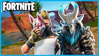*EVERYTHING NEW* in FORTNITE SEASON 5! (ALL BATTLE PASS SKINS, NEW MAP POI