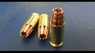 The next step in bullet evolution: The Radically Invasive Projectile (RIP)