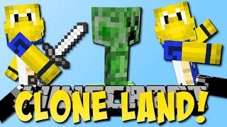 Minecraft Welten klonen! (CloneLand Mod) [Deutsch]