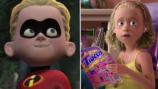 Pixar Theory: Is Dash Molly