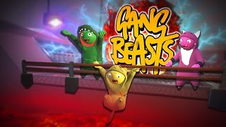 DAS SCHLIMMSTE BAD EVER!? | Gang Beasts - Witzige Momente (Funny Moments German)