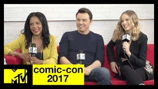"""The Orville"" Is a Dream Project for Seth MacFarlane 