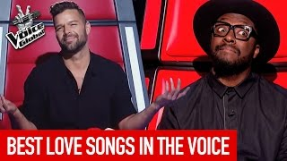 The Voice | Best LOVE SONGS in The Blind Auditions