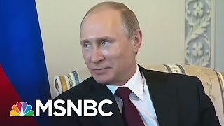 Vladimir Putin Critic Takes Big Risk Exposing Graft | Rachel Maddow | MSNBC