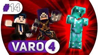 Wir haben keine Lust mehr! :^) - Minecraft VARO 4 Ep. 14 | VeniCraft | #ZickZack