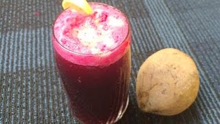 how to make beetroot juice at home | healthy juice for glowing skin | TimesNow BreakingNews