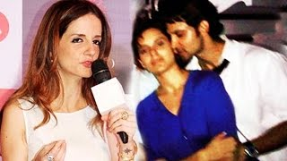 Ex Wife Sussanne Khan FINALLY Speaks On Kangana-Hrithik AFFAIR