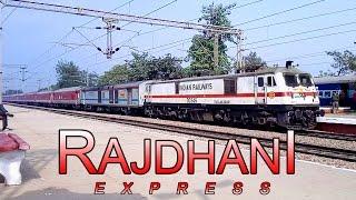 Rajdhani Express : India