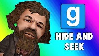 Gmod Hide and Seek - Poop Run Edition (Garry