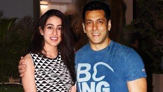 Salman Khan To Launch Saif Ali Khan