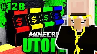 Das 75.000.000€ CASINO?! - Minecraft Utopia #128 [Deutsch/HD]