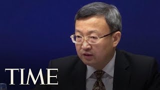 Chinese Official Says Trade Talks Impossible While The US