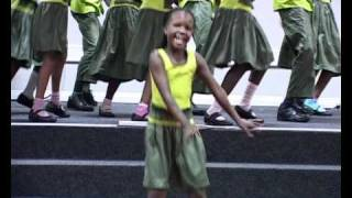 Amenitendeya - Mwamba Rock Choir (2009)