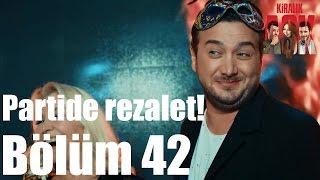 Kiralık Aşk 42. Bölüm - Partide Rezalet!