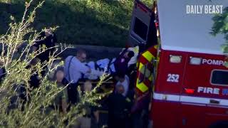 Suspect Arrested In Parkland, Fla. School Shooting
