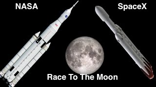 The New Moon Race? Orion vs Dragon