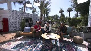 VR180 Chromeo Interview - Coachella 2018