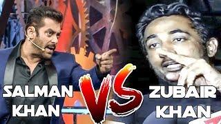 SALMAN KHAN VS ZUBAIR KHAN (Viral Fight)