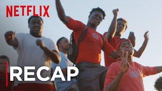 Last Chance U - Season 1 | Recap | Netflix