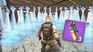 NEVER SEEN STINK BOMB GLITCH! *NEW*   Fortnite Funny and Best Moments Ep. 147 Fortnite Battle Royale
