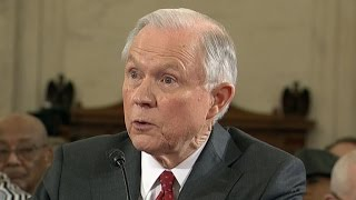 Jeff Sessions on waterboarding