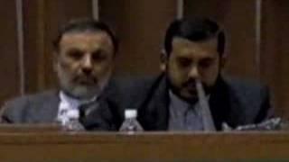 Iranian Qari Reciting Quran