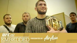 UFC 242 Embedded: Vlog Series - Episode 3