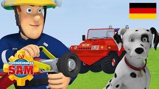 Feuerwehrmann Sam Deutsch Neue Folgen | Radar der Feuerhund - Feuerrettungen | Cartoons fur Kinder