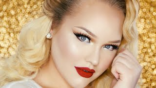 Vintage Glam PROM Makeup Tutorial ∙ RuPaul Inspired
