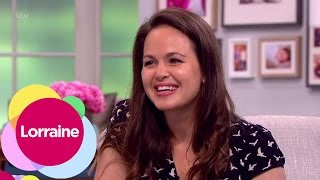 Giovanna Fletcher On Her New Book & Meeting Tom | Lorraine