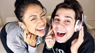 COUPLES WHISPER CHALLENGE!!!