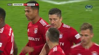 RESUMEN: Borussia Dortmund vs Bayern Munich