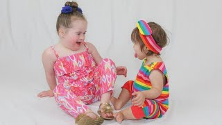 Girl With Down Syndrome Inspires Mom to Start Photo Shoots for Disabled Kids