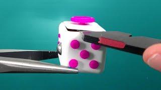 Was steckt in einem Fidget Würfel? Fidget Cube
