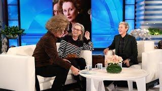 Tom Hanks and Meryl Streep Play Each Other