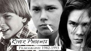River Phoenix: Filmography 1982-1993