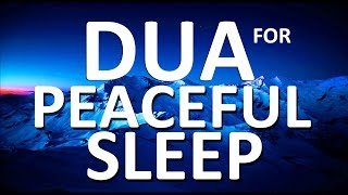 Listen to This Dua before you go to Bed Each Night ᴴᴰ   Can